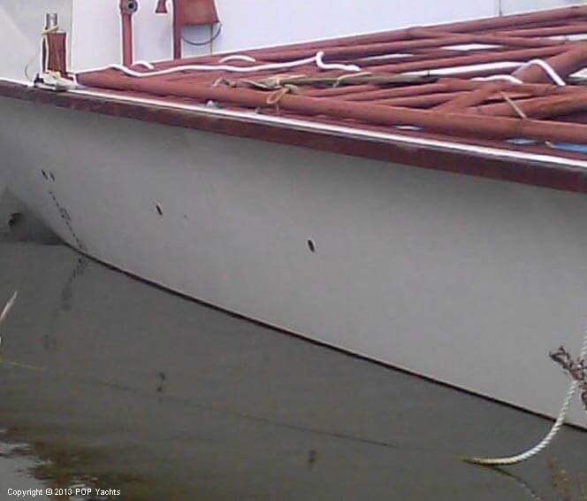 2013 YH Ships 55 Fish Or Shrimper - Photo #21