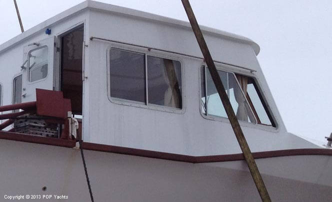 2013 YH Ships 55 Fish Or Shrimper - Photo #23