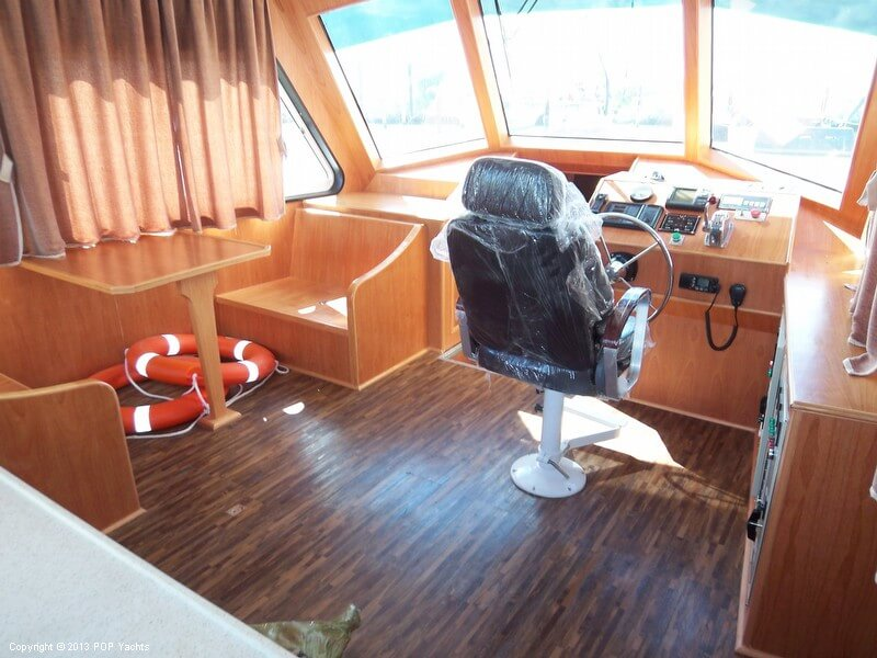 2013 YH Ships 55 Fish Or Shrimper - Photo #3