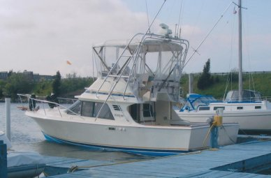Blackfin 29 Flybridge Convertible, 29', for sale - $33,000
