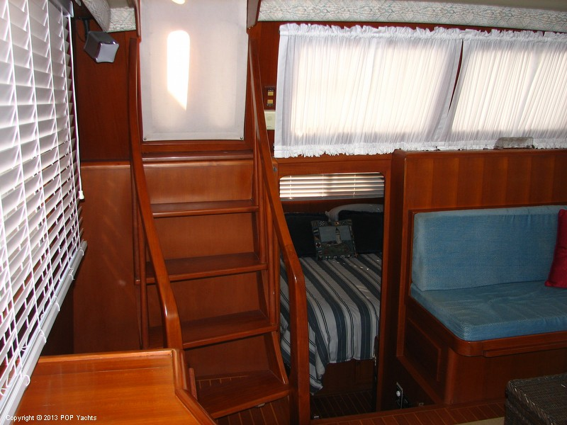 1991 Offshore Yachtfisher 50 - Photo #4