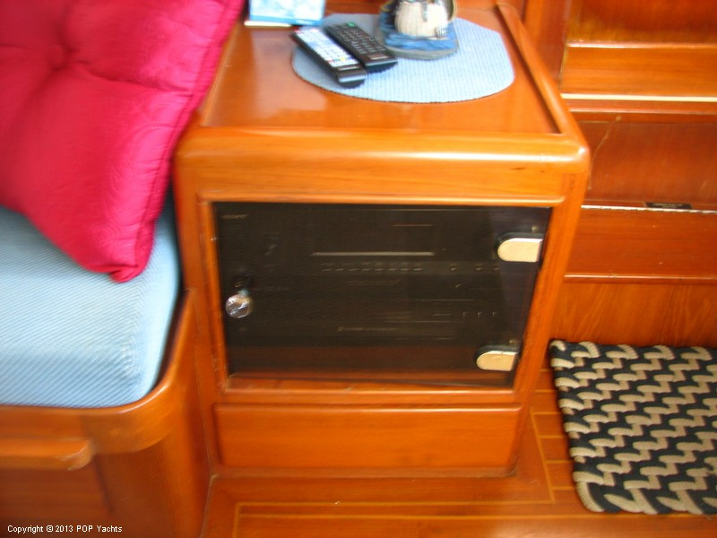 1991 Offshore Yachtfisher 50 - Photo #26
