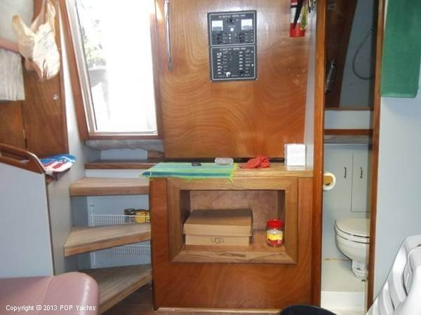1988 Luhrs 290 Open Tournement - Photo #6