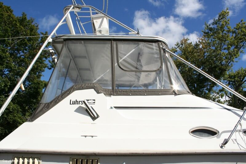 1988 Luhrs 290 Open Tournement - Photo #9