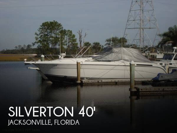 1989 SILVERTON 40 EXPRESS for sale