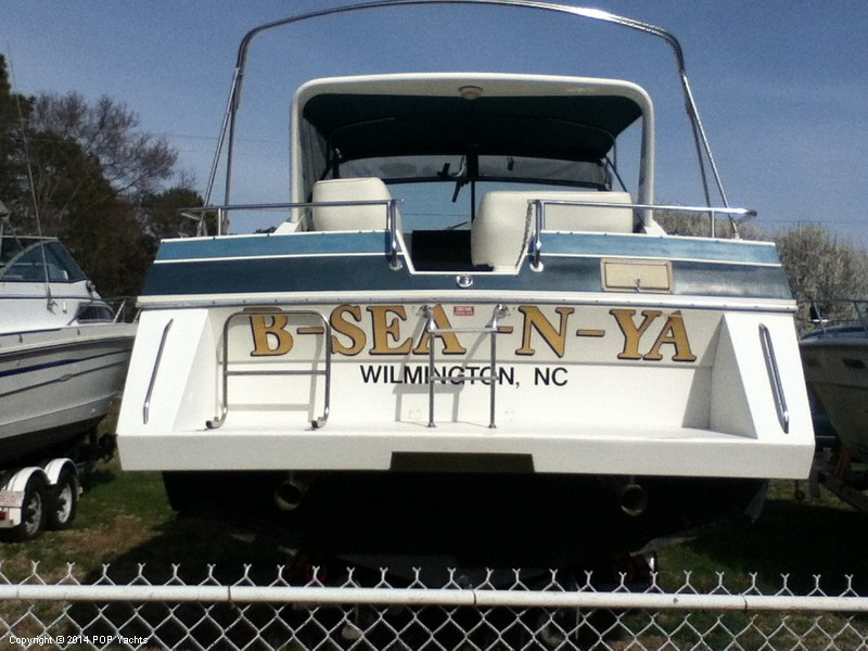 1988 Wellcraft boat for sale, model of the boat is 3200 St Tropez & Image # 2 of 40