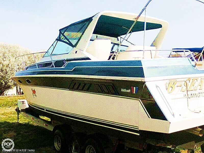 1988 Wellcraft boat for sale, model of the boat is 3200 St Tropez & Image # 3 of 40