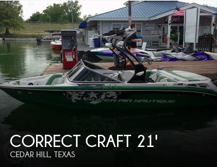 Correct Craft Dealers Texas