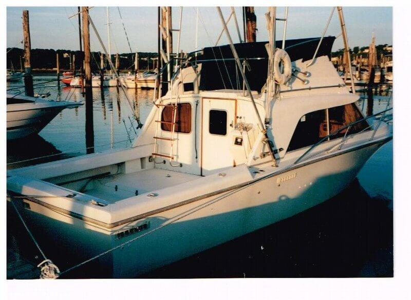 1986 Phoenix 29 Sportfish - Photo #3