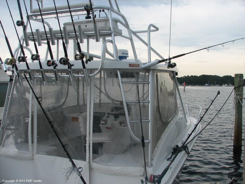 1997 Luhrs 290 Open Fisherman - Photo #5