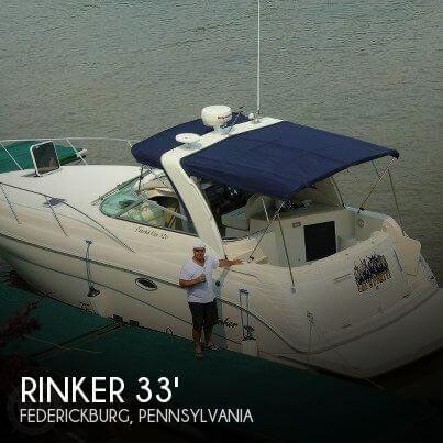 2005 Rinker 320 Fiesta Vee - Photo #1