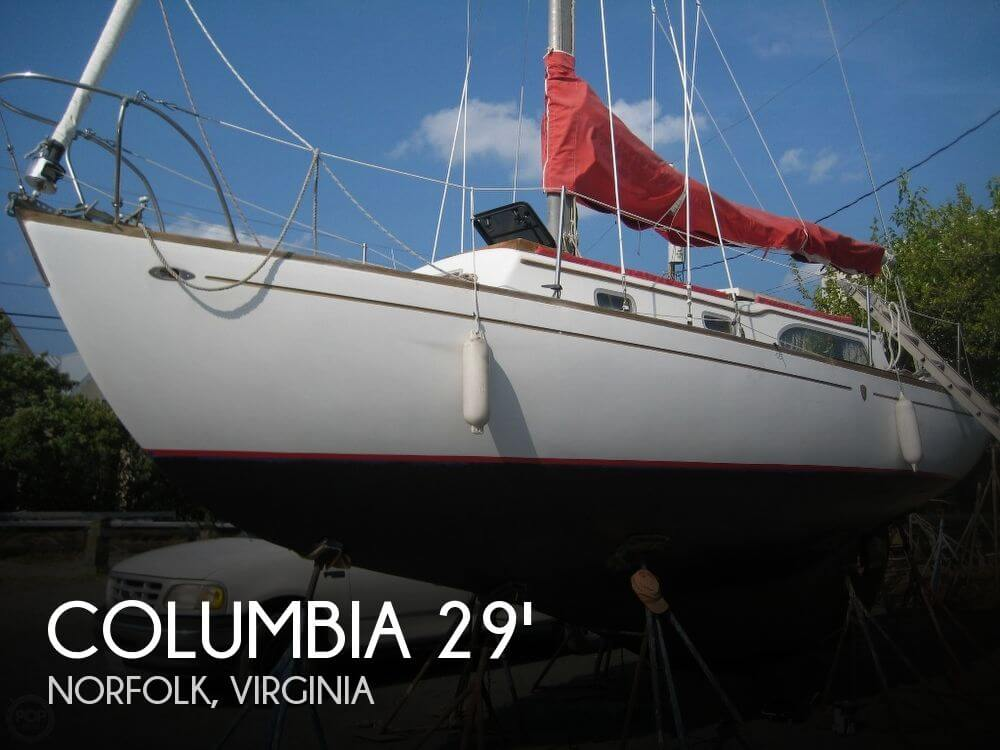 1967 COLUMBIA 29 S & S MARK II for sale