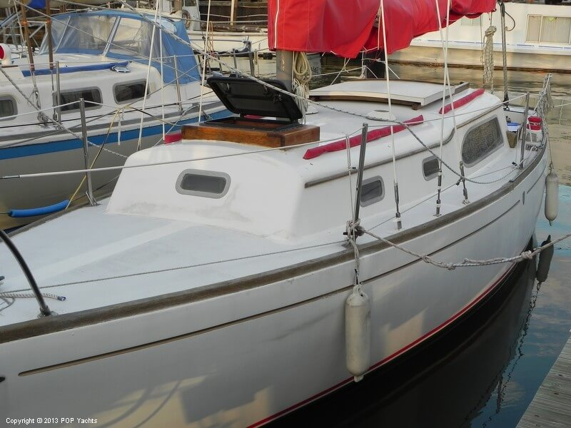 1967 Columbia boat for sale, model of the boat is 29 S & S Mark II & Image # 2 of 40