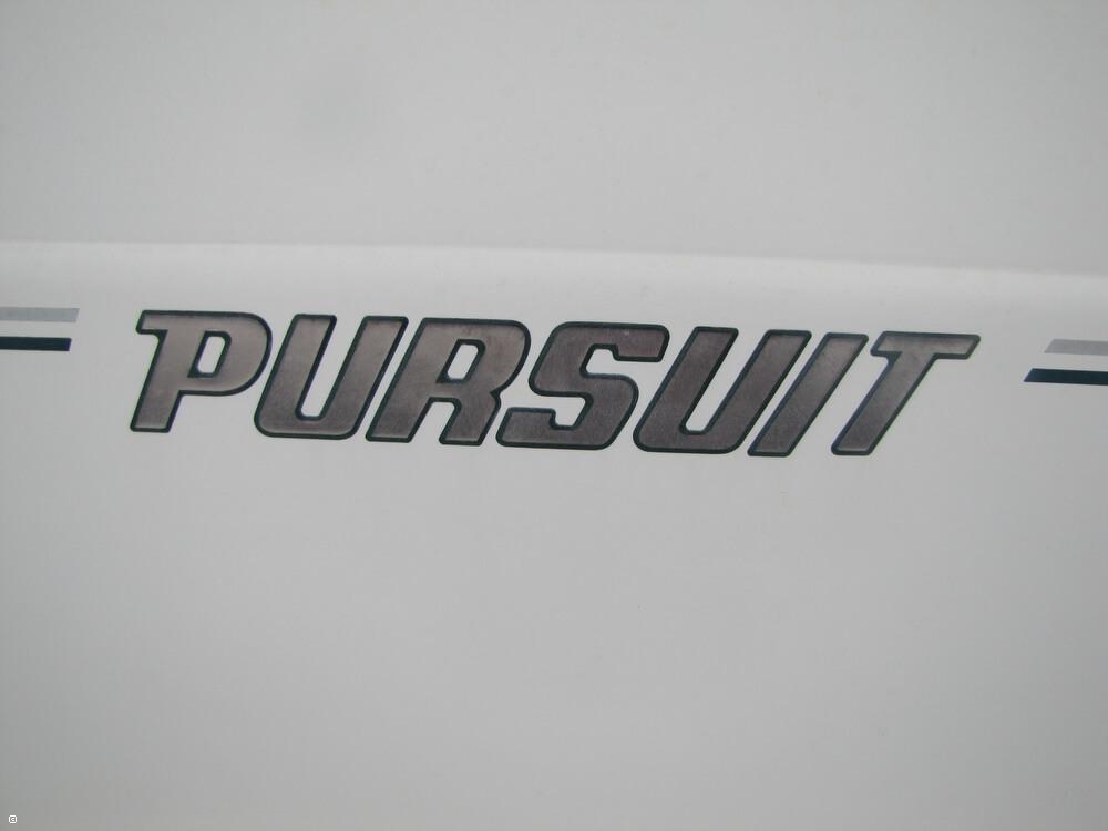 2001 Pursuit 3000 Express - Photo #21