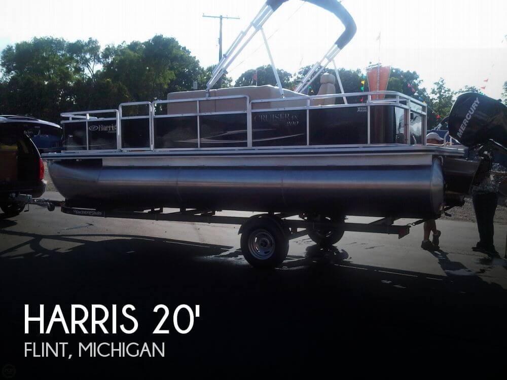 2012 HARRIS CRUISER FX 200 for sale