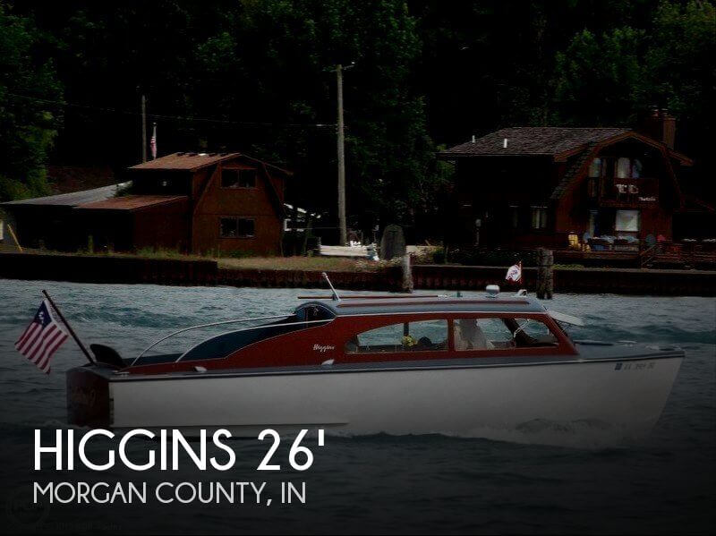 1948 Higgins Deluxe Sedan Cruiser - Photo #1