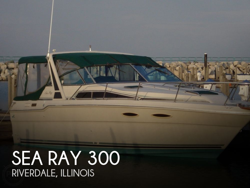 Used Sea Ray 300 Weekender Boats For Sale by owner | 1988 Sea Ray 300 Weekender