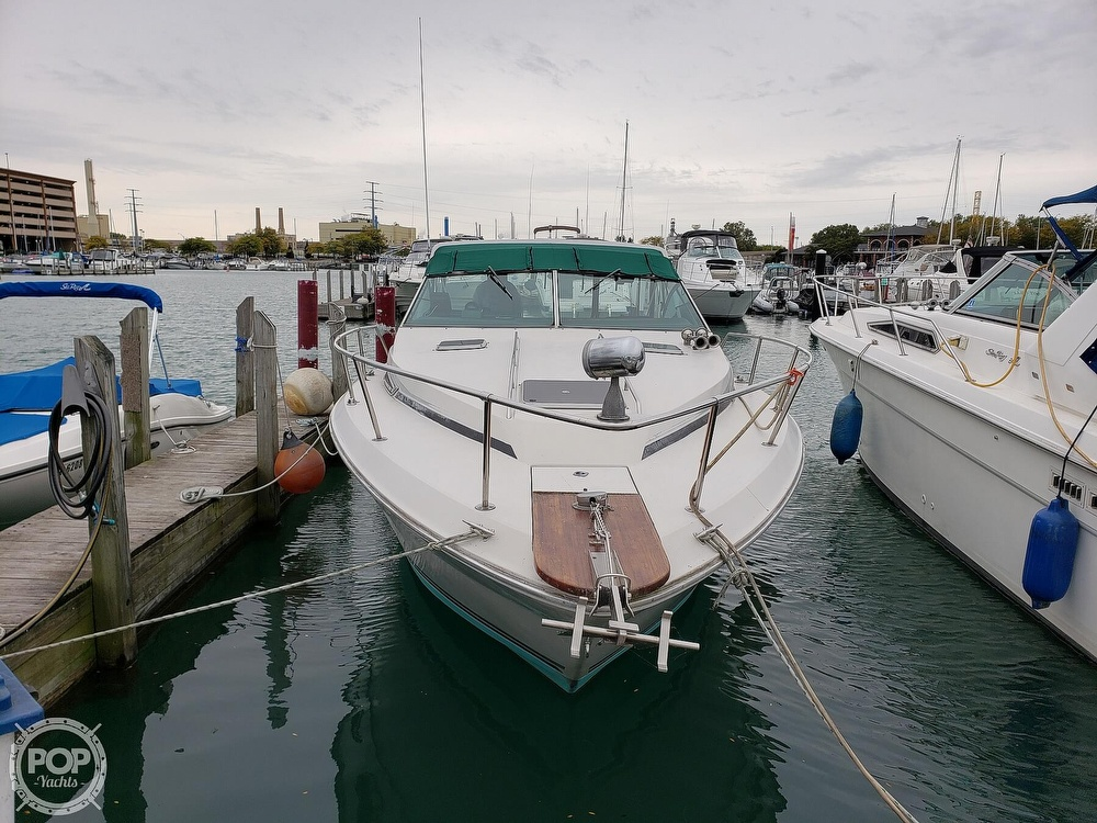 1988 Sea Ray boat for sale, model of the boat is 300 Weekender & Image # 12 of 40