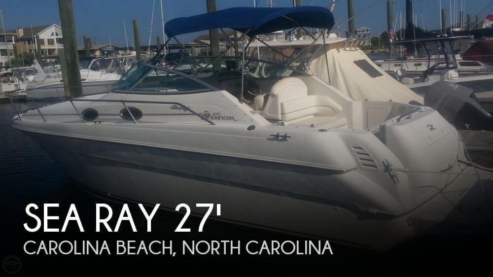 2000 Sea Ray 270 Sundancer - Photo #1