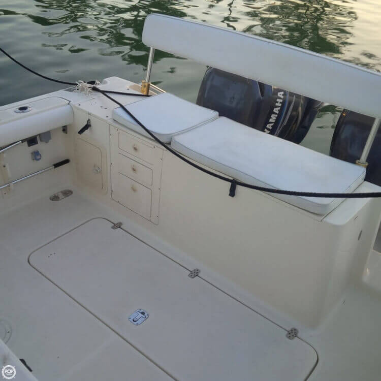 2003 Pursuit boat for sale, model of the boat is 3070 Express & Image # 34 of 40
