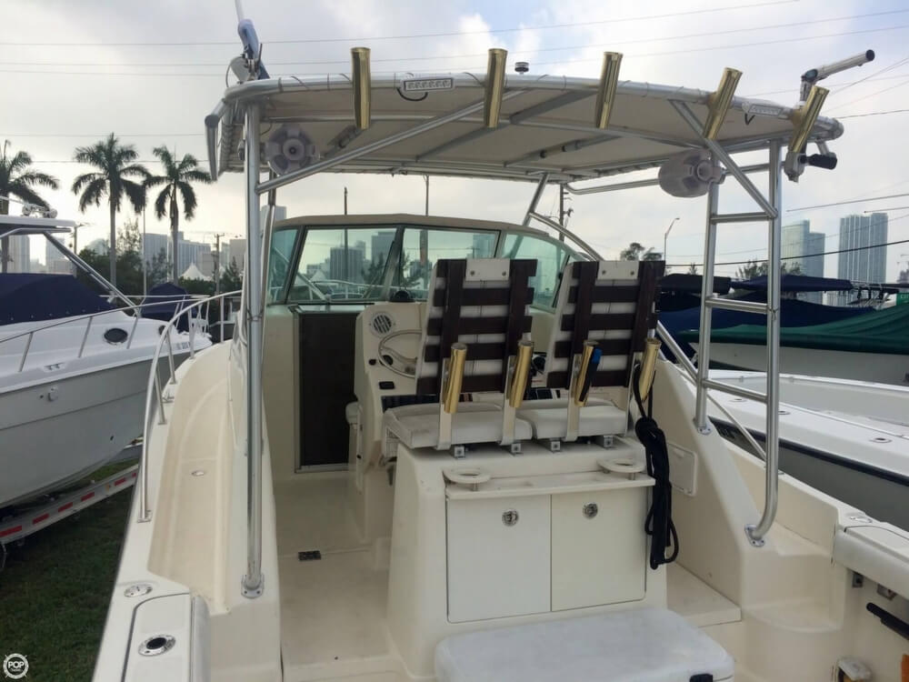 2003 Pursuit boat for sale, model of the boat is 3070 Express & Image # 14 of 40
