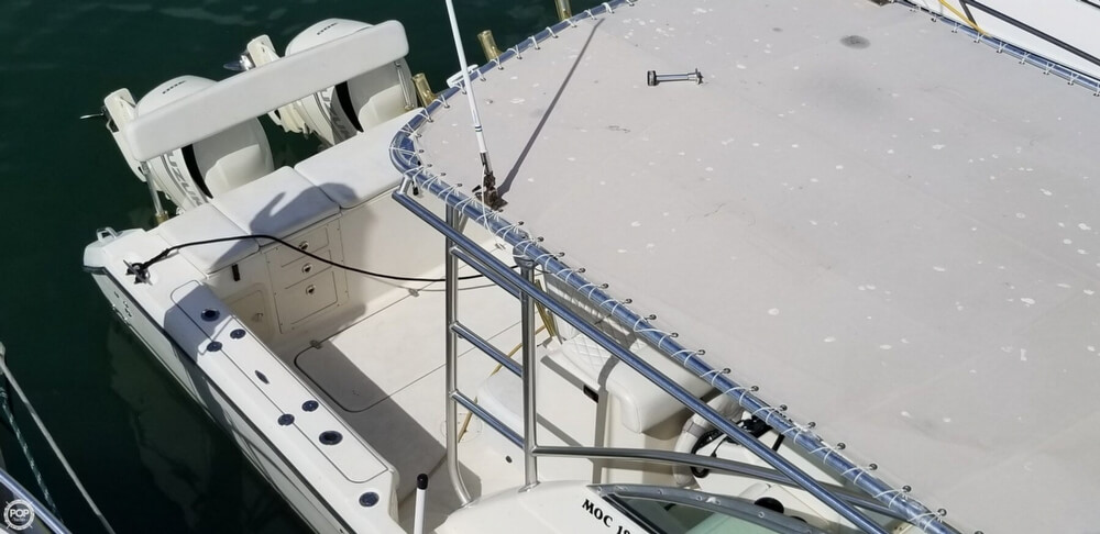 2003 Pursuit boat for sale, model of the boat is 3070 Express & Image # 4 of 40