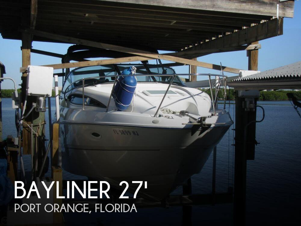 2006 Bayliner 275 Ciera Sunbridge