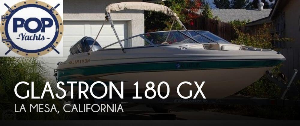 2003 Glastron 180 GX