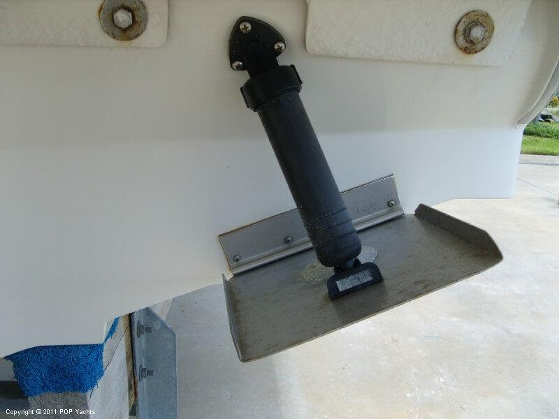 Hydraulic Trim Tabs