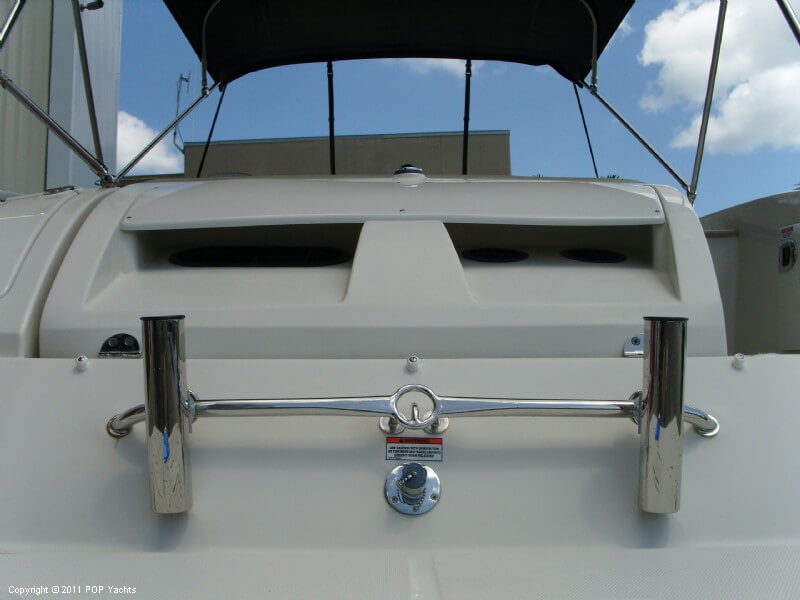 Rod Holders And Tow Hook