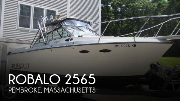 1989 ROBALO 2565 for sale