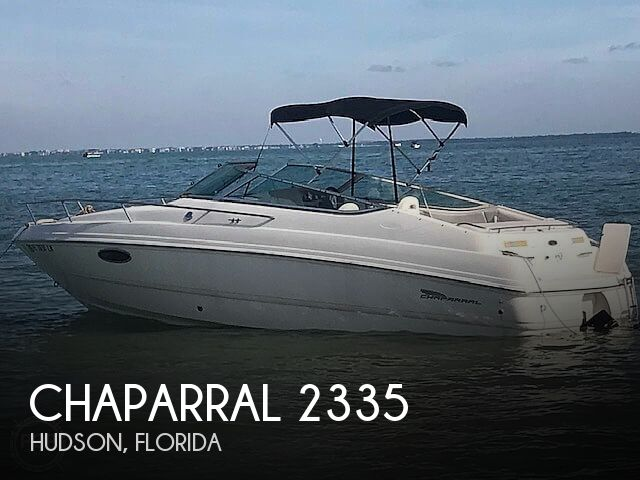 2001 CHAPARRAL 2335 for sale
