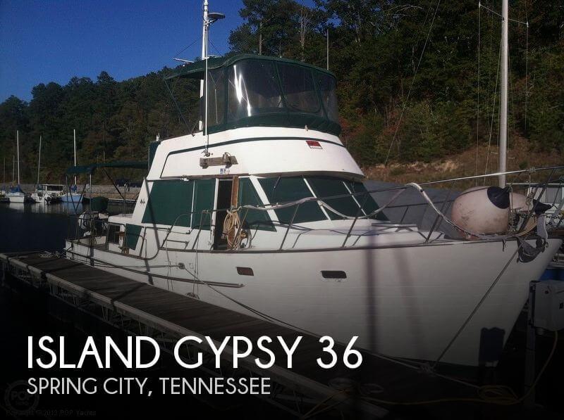 1987 ISLAND GYPSY 36 for sale
