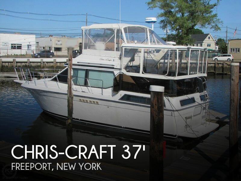 1989 Chris-Craft 372 Catalina - Photo #1