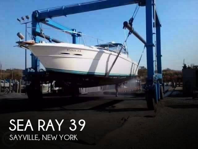 1984 Sea Ray 39 - Photo #1