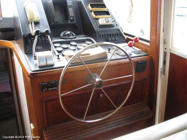 1990 Ocean Yachts 48 Motoryacht - Photo #7