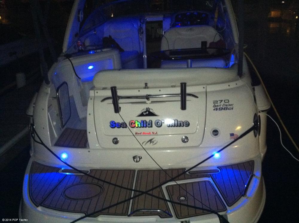 2005 Monterey 270 Sport Cruiser - Photo #28