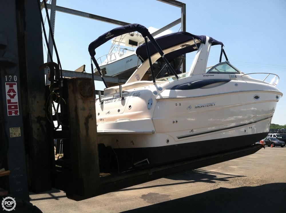 2005 Monterey 270 Sport Cruiser - Photo #25