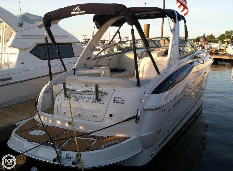 2005 Monterey 270 Sport Cruiser - Photo #30