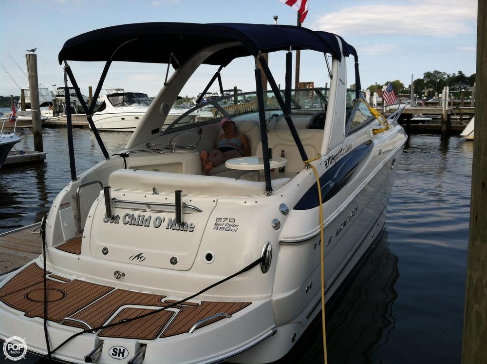 2005 Monterey 270 Sport Cruiser - Photo #4