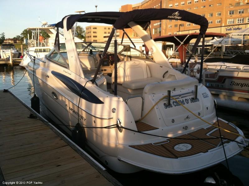 2005 Monterey 270 Sport Cruiser - Photo #37