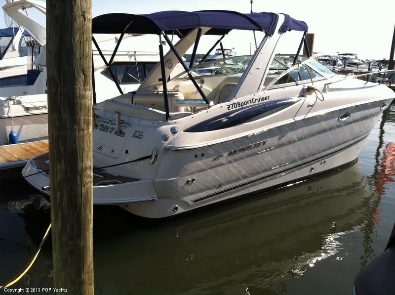 2005 Monterey 270 Sport Cruiser - Photo #34