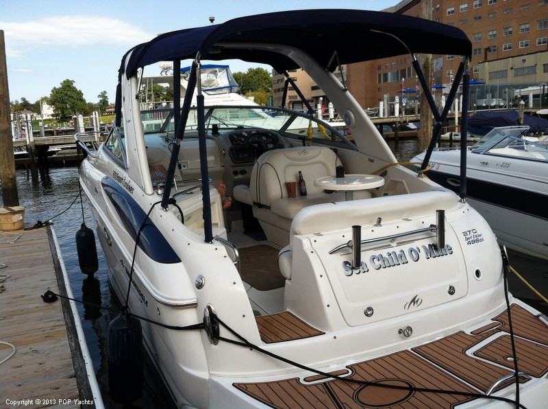 2005 Monterey 270 Sport Cruiser - Photo #31