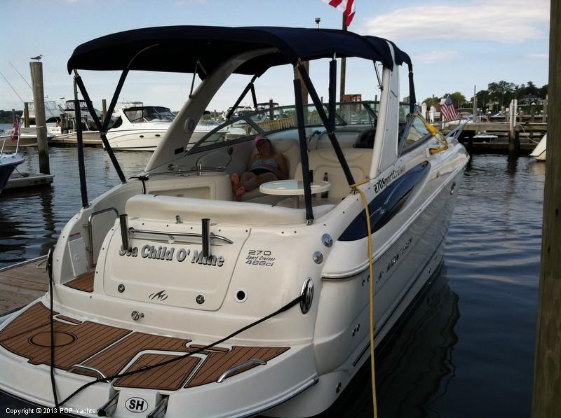 2005 Monterey 270 Sport Cruiser - Photo #14
