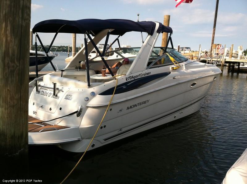 2005 Monterey 270 Sport Cruiser - Photo #17