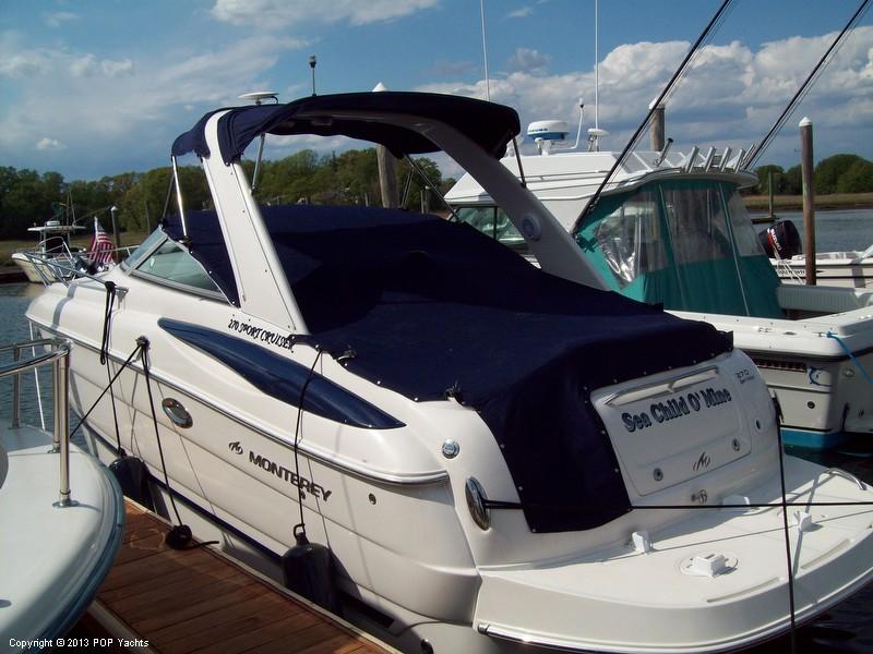 2005 Monterey 270 Sport Cruiser - Photo #20