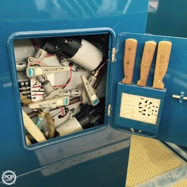 Wash Down Controls & Knife Storage
