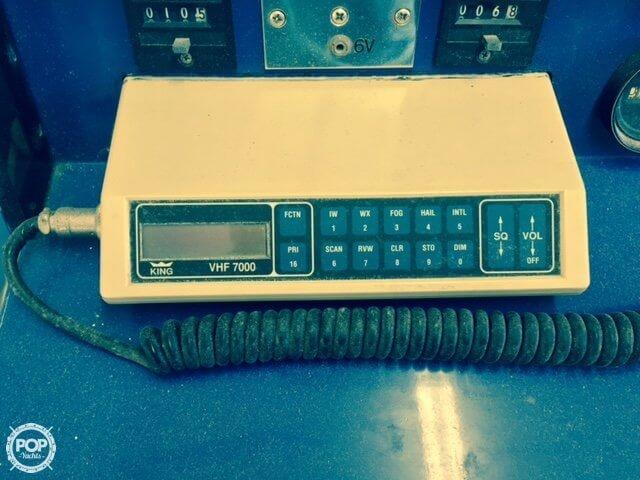 King VHF 7000 Radio