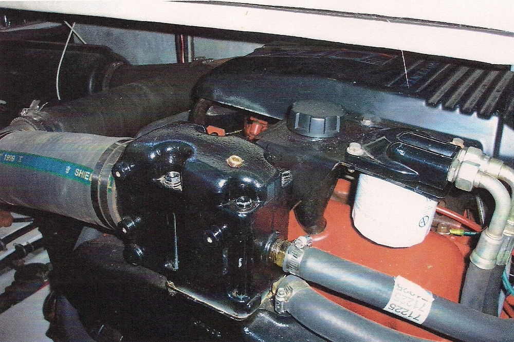 1991 Wellcraft 3400 Sport - Photo #16