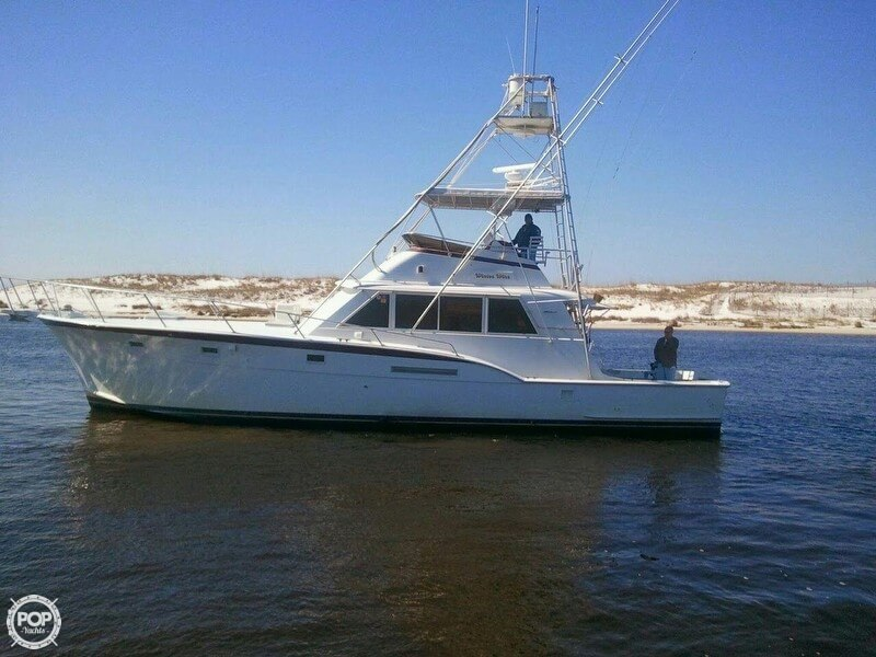 951559L?2 sold hatteras 53 convertible in ft walton beach, fl pop yachts Hatteras Sportfish 45C at virtualis.co